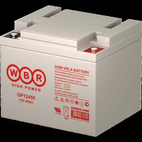 Аккумулятор WBR GP 12450