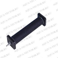 Распылитель воздуха резиновый, 4*20см с медным штуцером (ASE-504)