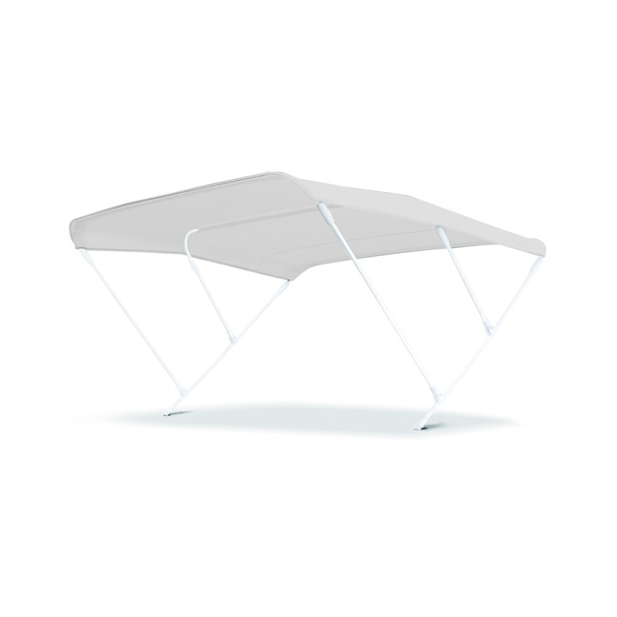 ALUMINIUM BIMINI TOP, 3 ARCHES