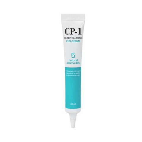 Esthetic House Успокаивающая сыворотка для кожи головы CP-1 Scalp Calming Cica Serum, 20 мл