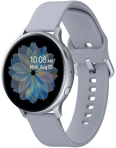 Часы Samsung Galaxy Watch Active2 алюминий 40 мм Silver SM-R830NZSASER (арктика)