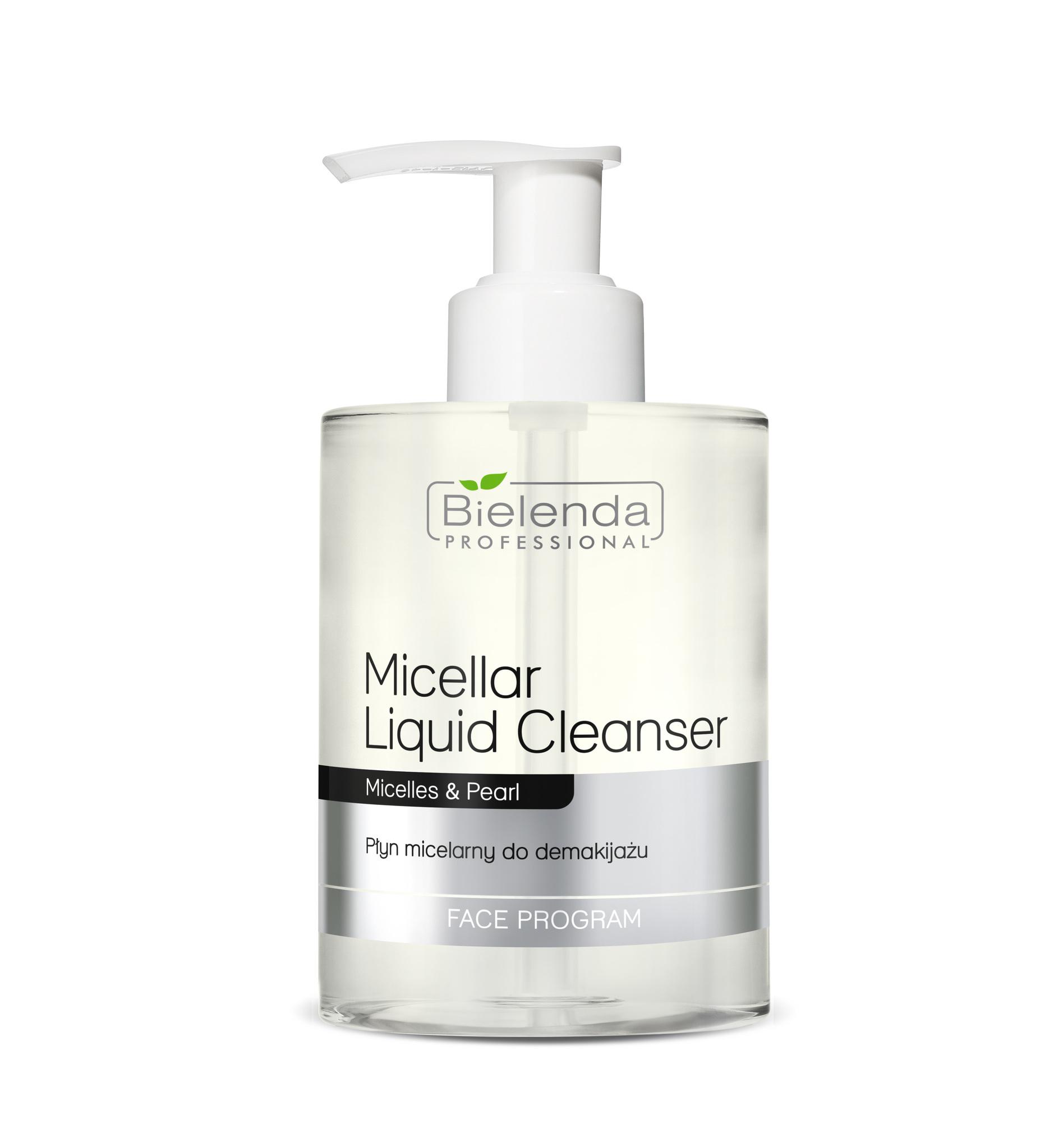 CLEANSING Мицеллярная жидкость для снятия макияжа, 300 мл.