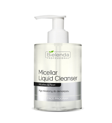 CLEANSING Мицеллярная жидкость для снятия макияжа
