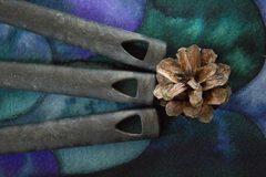 Набор столовых приборов Kupilka Cutlery, черный - 2