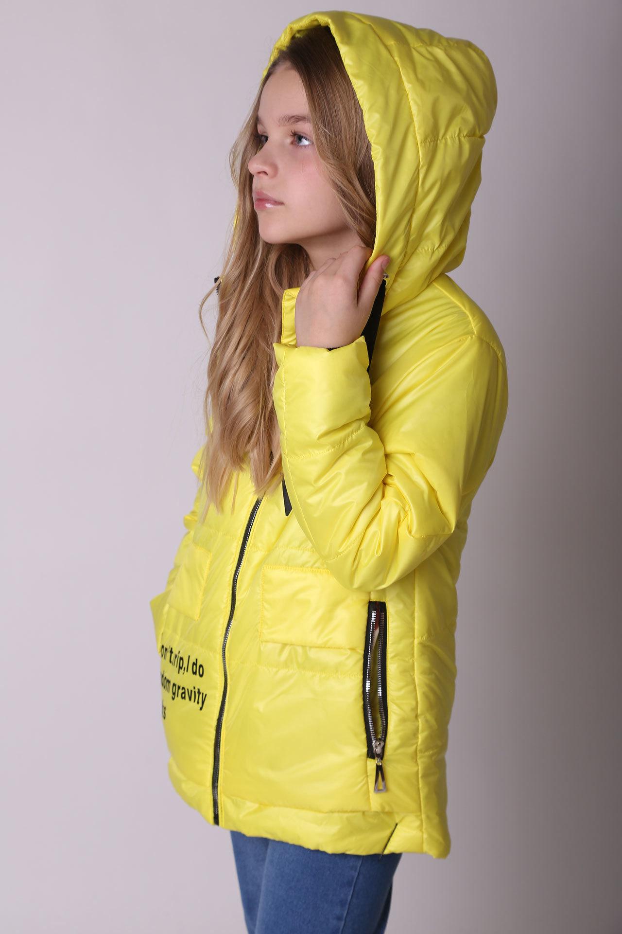 Куртка демисезоная для девочки Minika, LB21-21