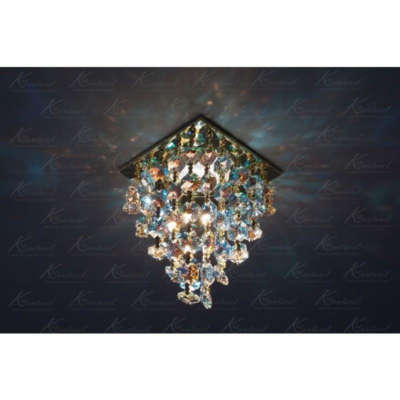 Встраиваемый светильник Kantarel Grape CD 020.3.1AB