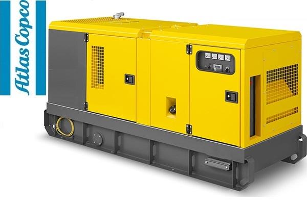 Дизельная электростанция (генератор) Atlas Copco QAS 100