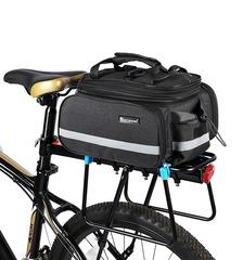 Велосумка на багажник West Biking 3 in 1 Waterproof - 2