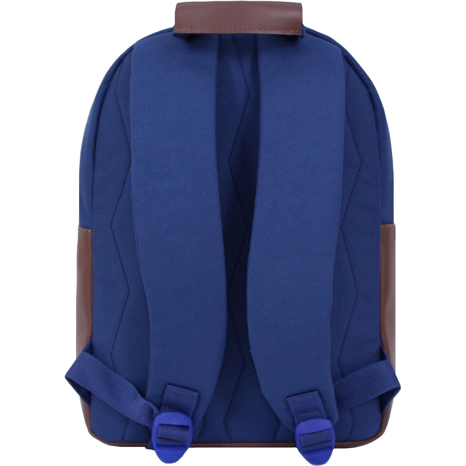 Рюкзак Bagland Frost 13 л. синий (00540663) фото 3