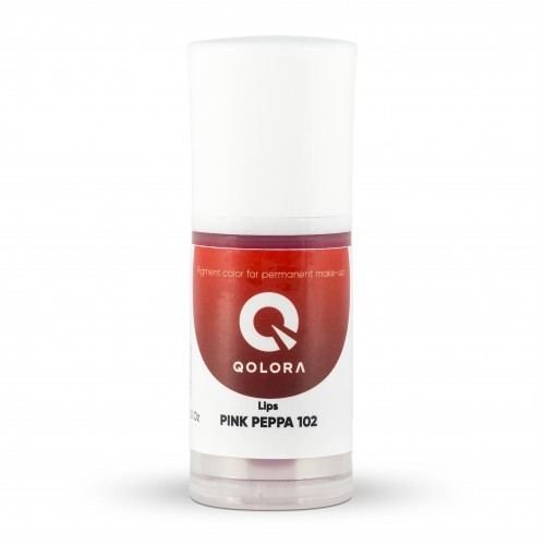 Пигмент Qolora Pink Peppa 102
