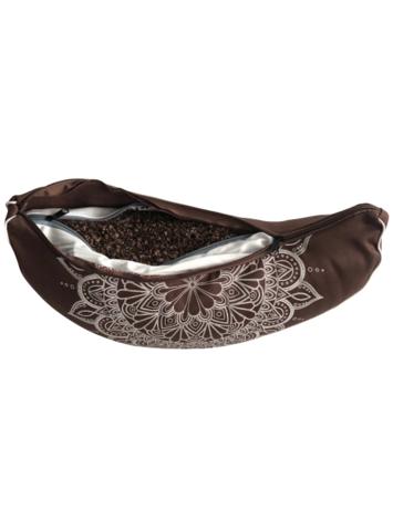 Подушка-полумесяц Mandala 38*15 см