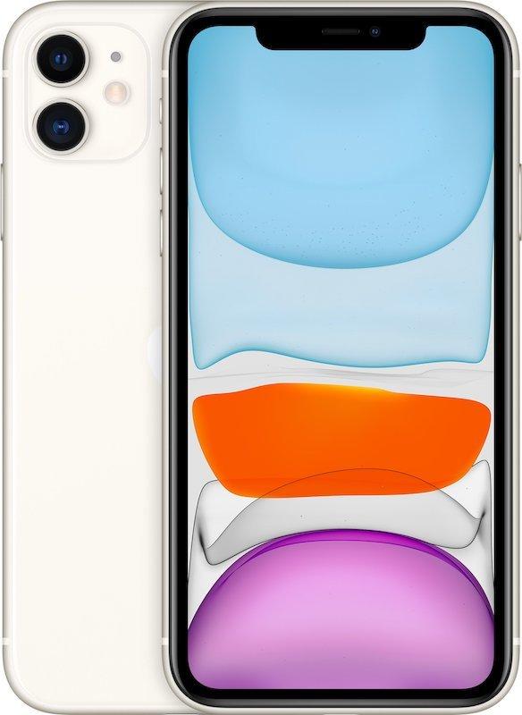 iPhone 11 Apple iPhone 11 128gb Белый white1.jpg