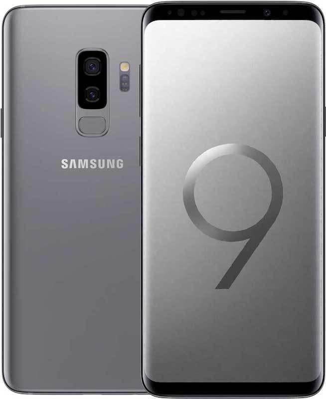 Galaxy S9 Plus Samsung Galaxy S9 Plus 64gb Титан G965 titan1.jpeg