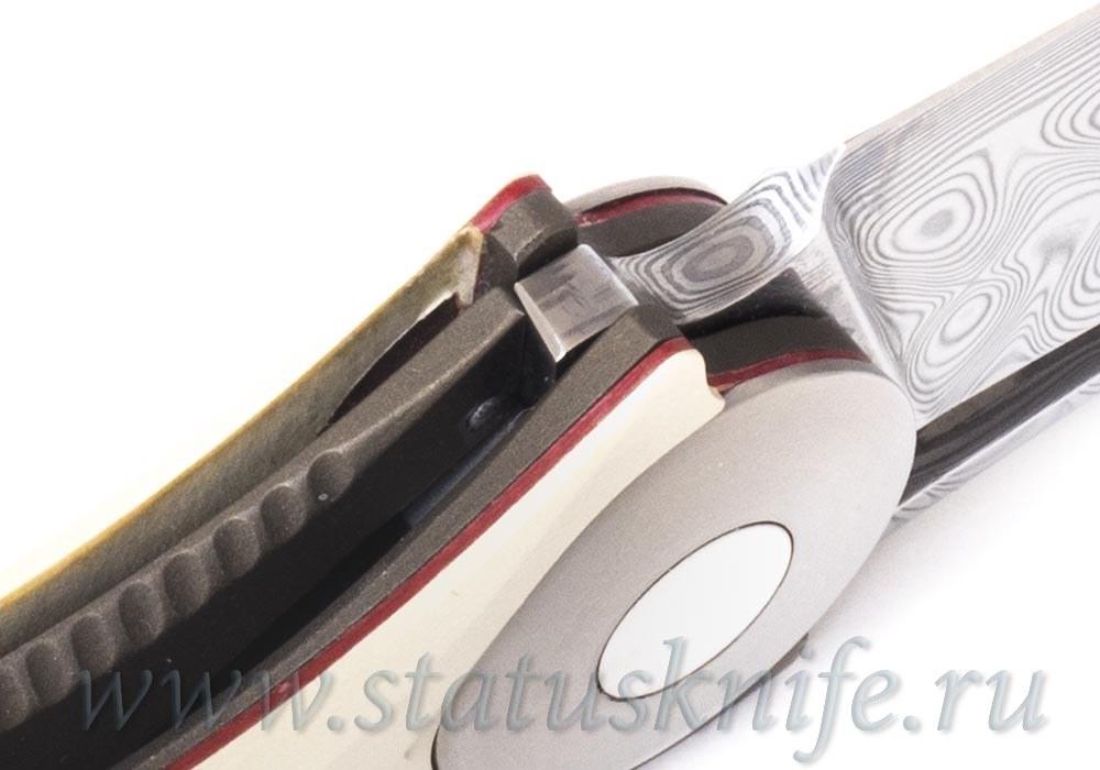 Нож Синькевич Светлый Full Custom - фотография