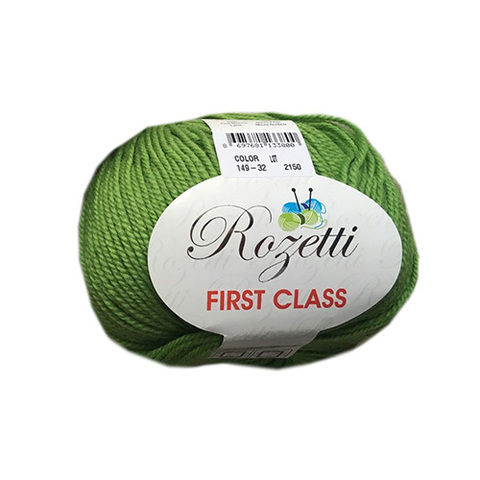 ROZZETI  First Class (50% мериносовая шерсть, 50% микрофибра, 50г/115м)