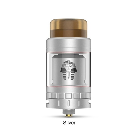 Обслуживаемый атомайзер DigiFlavor Pharaoh Mini 2*5ml стальной