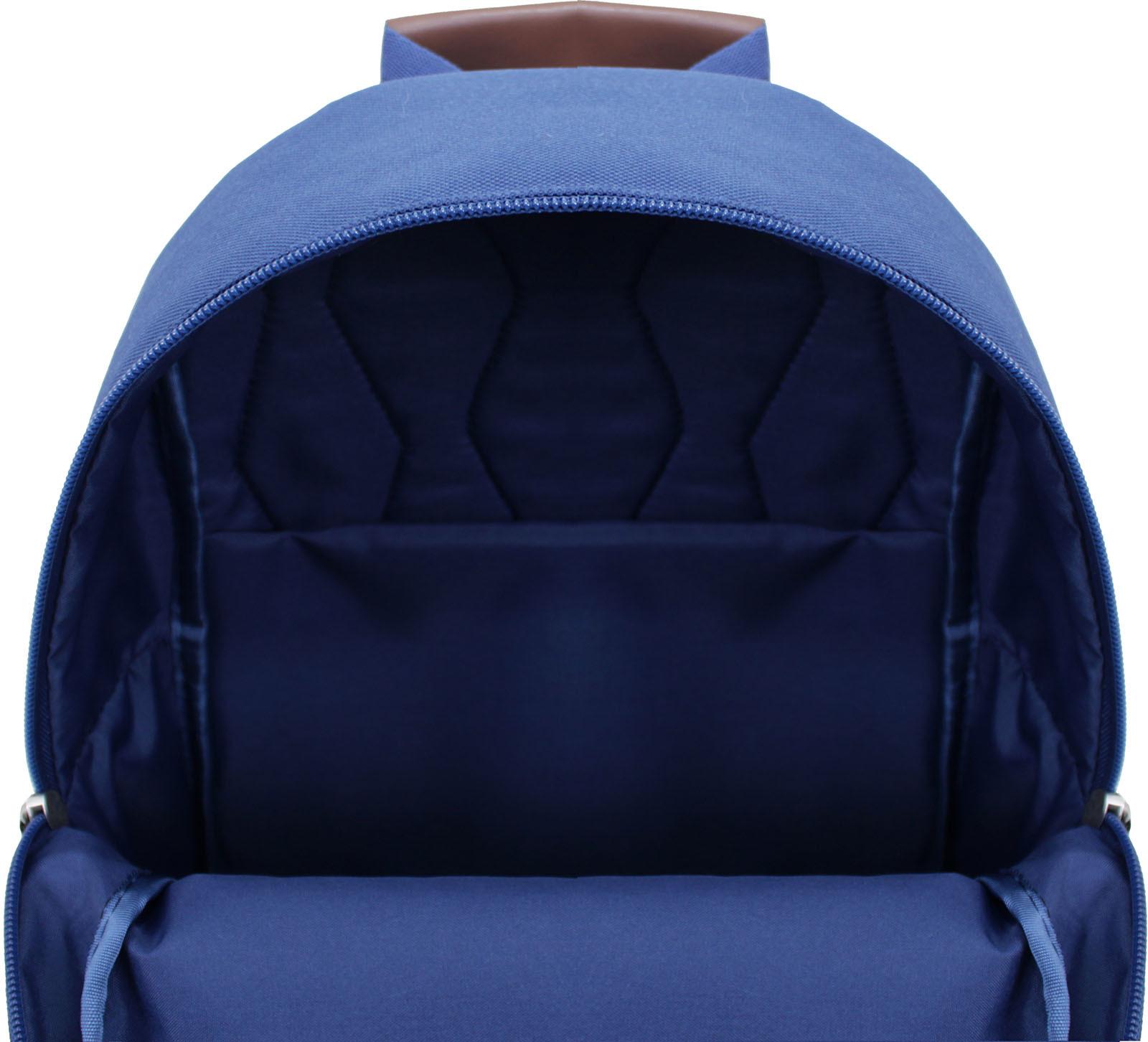 Рюкзак Bagland Frost 13 л. синий (00540663) фото 4