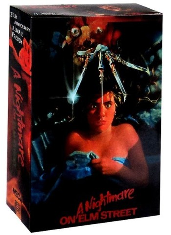 Фигурка NECA A Nightmare on Elm Street Freddy (Кошмар на Улице Вязов)