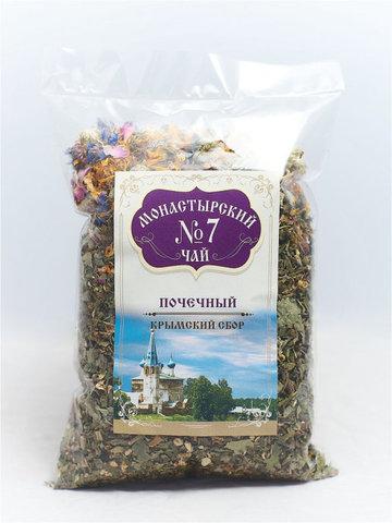 Чай Монастырский №7 почечный, 100 гр. (Крымский сбор)