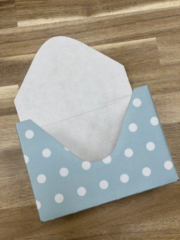 Кашпо-конверт