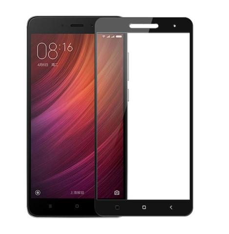 Защитное стекло 3D Xiaomi Redmi Note 4x 64GB (Черное)