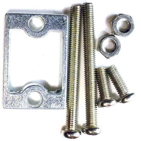 Кронштейн алюминиевый для мотор-редукторов