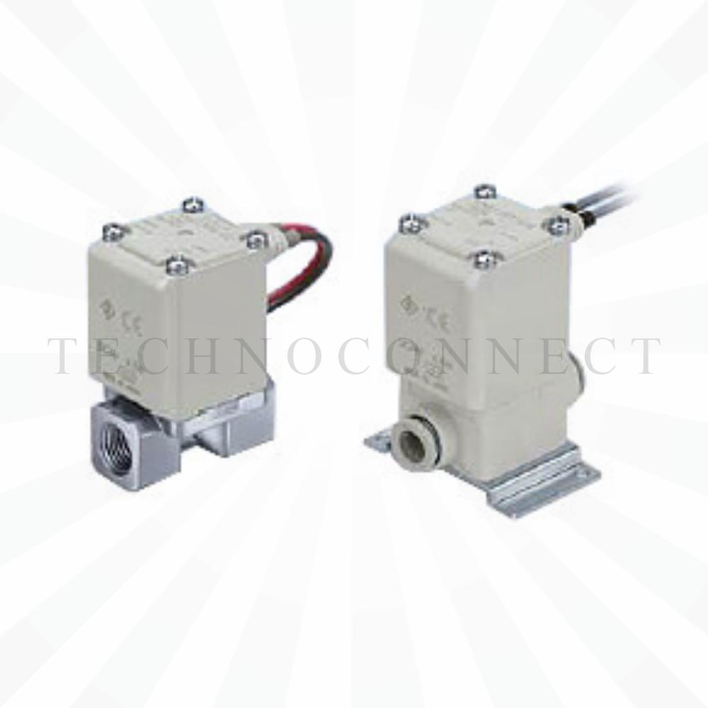 VX210JZ2A   2/2 Клапан Н.З., на воздух, б/р 6, 24VDC, пластик