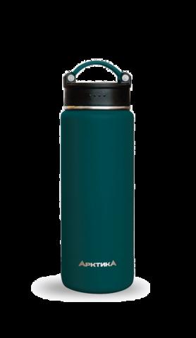 Термос Арктика (0,7 литра) с узким горлом, аквамарин
