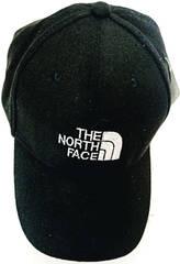 Стильная женская кепка черного цвета The North Face NN80613 Black