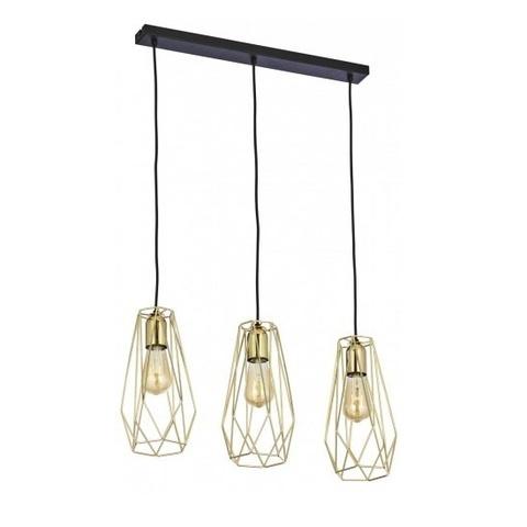 Подвесной светильник TK Lighting 2698 Lugo Gold