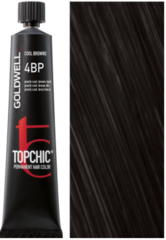 Goldwell Topchic 4BP жемчужный горький шоколад TC 60ml