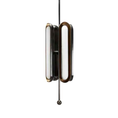 Подвесной светильник копия Circuit by Apparatus (4 плафона)