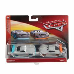 Maşın Disney Pixar Cars Rust-Eze Racing Center Gabriel and Aiden Die-Cast Vehicle