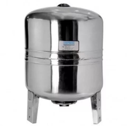 Гидроаккумулятор - Unipump 100л, (вер.), нержавеющая сталь, мембрана EPDM