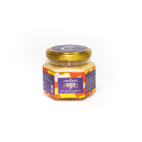 Мёд с эфирными маслами «Храброе сердце» 120 г