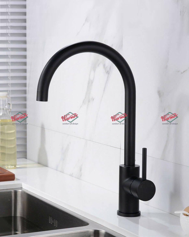 Смесители для раковины Смеситель для кухни Warmer Black Line 250140 5561.jpg