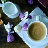 Конфеты Инжир в белом шоколаде с трюфельной начинкой и клубникой Rabitos 256 г  15 конфет