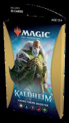 Тематический многоцветный бустер выпуска «Kaldheim» (английский)