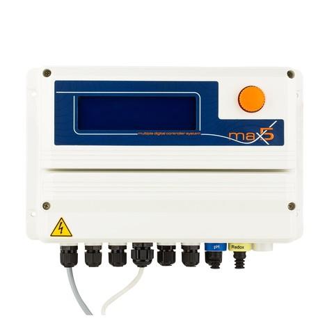 Панель управления дозацией Emec MAX5 BASIC + USB (PH-ORP-Cl) / 6877