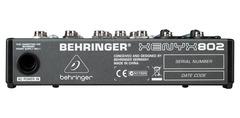 Аналоговые Behringer 802
