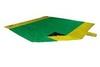 Картинка пляжное покрывало Ticket to the Moon Beach Blanket Green/Yellow - 1