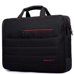 Сумка для ноутбука Brinch BW-214 Черный + Красный 17