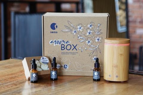 Aroma Box Bamboo