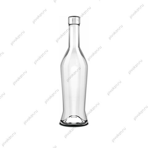 "Бутылка ""С серебром"" 0,7 л, 12 шт"