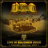 U.D.O. / Live In Bulgaria 2020 (Pandemic Survival Show)(RU)(2CD)