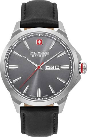 Часы мужские Swiss Military Hanowa 06-4346.04.009 Day Date Classic