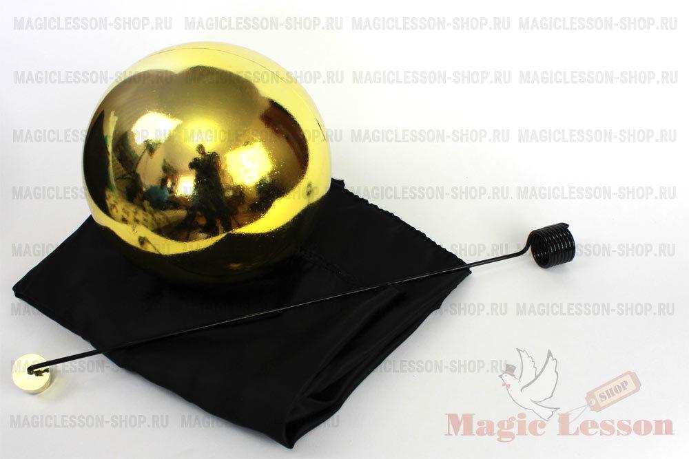 Летающий шар с платком для фокусов
