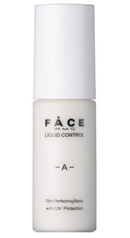 Основа-база для макияжа белая на масляной основе Wamiles Face Liquid Control А, тон 109, 30 мл