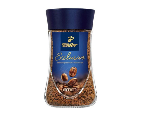 купить Кофе растворимый Tchibo exclusive, 190 г