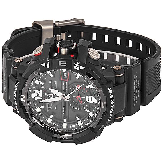 Часы наручные Casio GW-A1100-1ADR